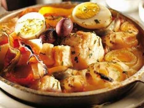 Bacalhau Natalino - Receitas de Comidas | Comida | Scoop.it