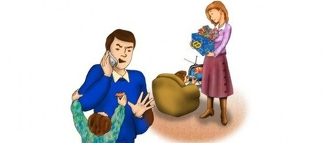 Centro Studi Hansel e Gretel » 15 MODI DIVERSI PER ROVINARE UN FIGLIO | Genitori e Psicologia | Scoop.it