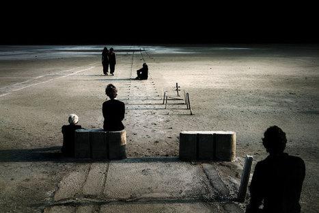 Corinne Mercadier :Devant un champ obscur | Le Journal de la Photographie | Photography Now | Scoop.it