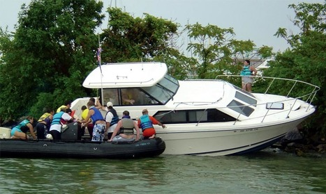 Factors That Lead to Boating Accidents | Auto Accidents and Personal Injury News in Washington DC | Scoop.it