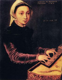 Catharina van Hemessen | artistEs de la renaissance | Scoop.it