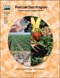 Pesticide Data Program Shows Little Contamination in 2011 | Food Safety News | Food issues | Scoop.it