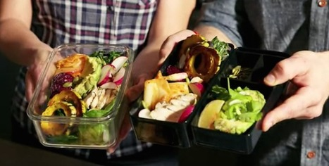 Pack Healthy, Hearty Lunches With This Six Layer Formula | food & nutrition | Scoop.it