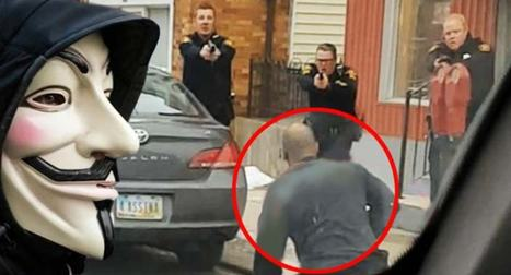 Anonymous Doxed 52 Cincinnati Cops as Revenge for Deadly Shooting Caught on Video | anonymous activist | Scoop.it