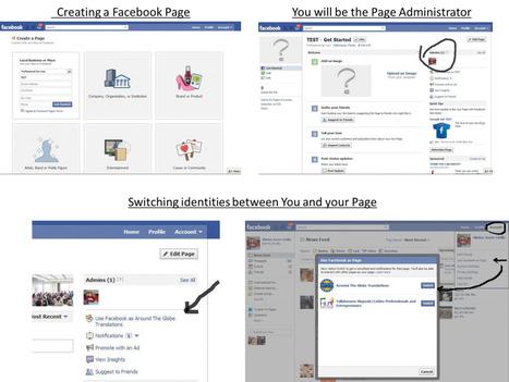 Social Media Tactics for Translators: Facebook | Lexicool.com Web Review | Scoop.it