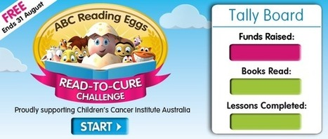 Learn to Read With - ABC Reading Eggs | Where Children Learn to Read Online | literacy | Scoop.it