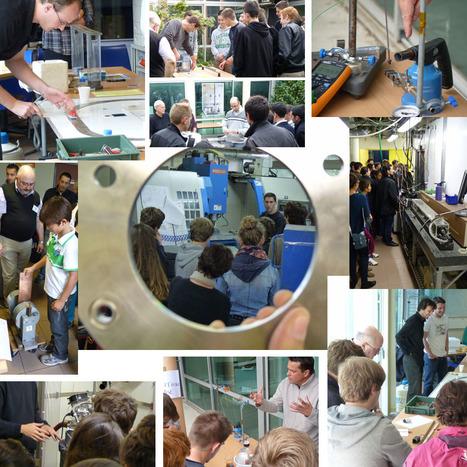 Le laboratoire national des champs magnétiques intenses de Toulouse (CNRS) a ouvert ses portes au public pour la fête de la science 2013.  Retour sur ces journées. | Actualité des laboratoires du CNRS en Midi-Pyrénées | Scoop.it