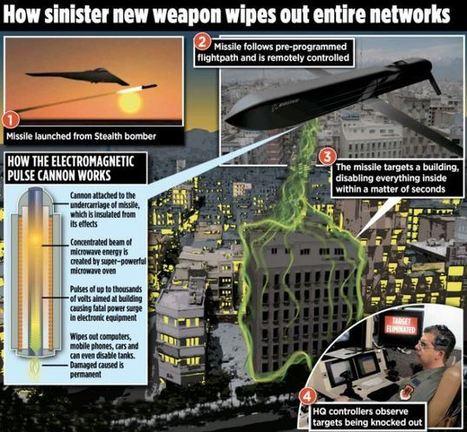 """Boeing a testé une bombe électronique (EMP) """"propre""""   Aerospace and avionic   Scoop.it"""