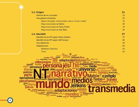 Narrativas transmedia. El libro. | Social Media Director | Scoop.it