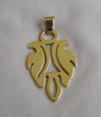 Jewellery Made From Bomb Shell Brass Angkor Wat Motif Pendant, ethically handmade | Sarees kurtis Jewellery | Scoop.it