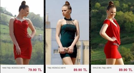 Tozlu Giyim 2014 Abiye Modelleri - Elbise Vitrini | 2014 Abiye Elbise Modelleri | Elbise | Scoop.it