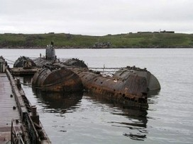 Raising sunken nuclear subs finally taking center stage - Bellona | Sail and climb in the Arctic | Scoop.it