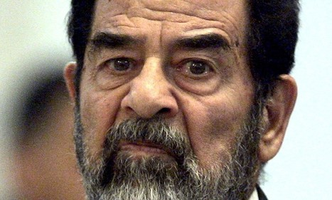 Is Saddam Hussein's fortune in a warehouse in Moscow? £16bn at airport | Hidden financial system | Scoop.it