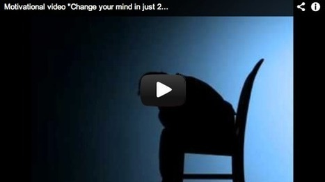 Change Your Mind In 2.50 Minutes | Inspirational Stories From Sheena | Scoop.it