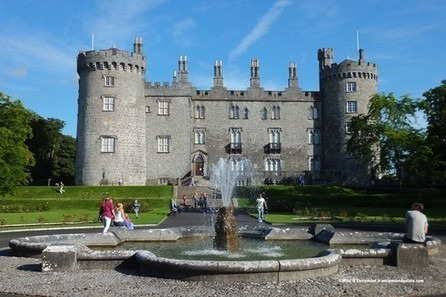 Kilkenny Castle defines an Irish Medieval palace | Of Interest to Friends of Ireland | Scoop.it