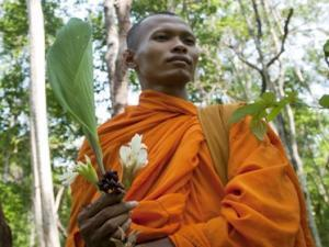 Fighting climate change with Buddhism, not science | PRI.ORG | Climate change challenges | Scoop.it