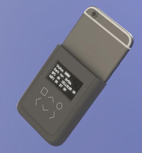 Edward Snowden planche sur un étui sécurisé pour iPhone | Geeks | Scoop.it