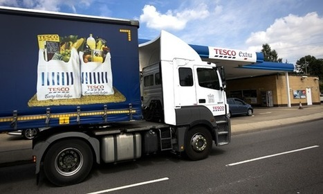 Tesco accused of carrying rubbish in food trucks to cut costs | Top World News | Scoop.it