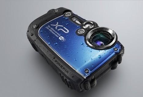 Fuji release super rugged XP200 camera with Wi-fi   KitGuru   Cool Photography stuff   Scoop.it