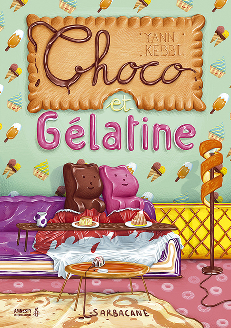 Choco et Gélatine | Coups de cœurs jeunesse | Scoop.it