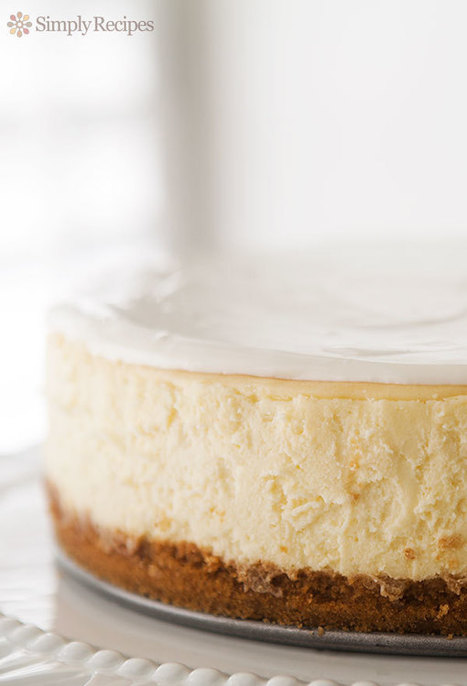 Perfect Cheesecake Recipe   SimplyRecipes.com   Jordi R Parera   Scoop.it