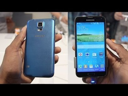 Review of Samsung Galaxy S5 Smartphone   What is it Like to Be An E.T?   Scoop.it