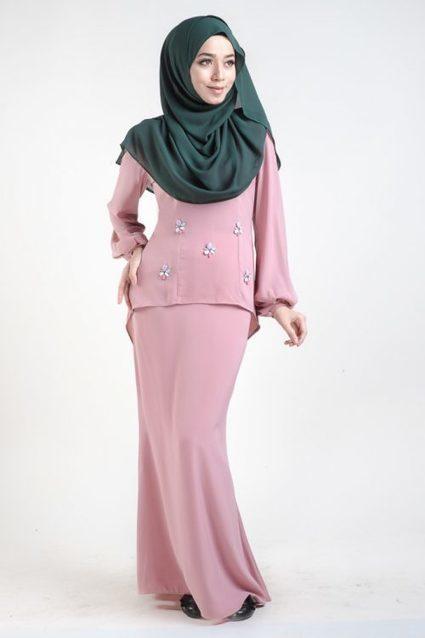 Baju Kurung Moden & Fesyen Kurung 2016 | LovelySuri | Kuala Lumpur Tourism Related Info & News | Scoop.it