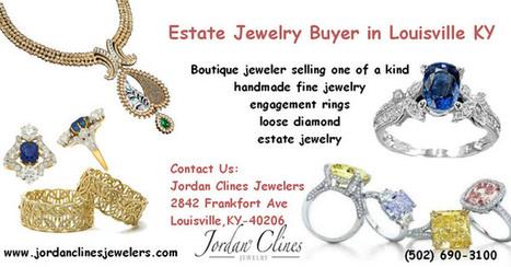 Estate Jewelry Buyer in Louisville KY   Jewelry Appraised & Purchased Louisville   Scoop.it