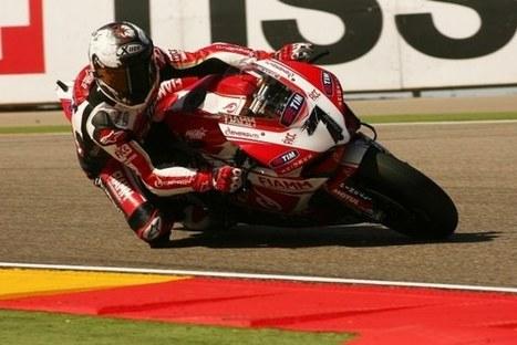 WSBK: hard times @ Aragon   Ducati news   Scoop.it