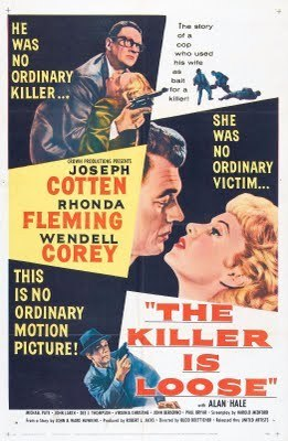 The Killer is Loose (1956) | Classic Movies | Scoop.it