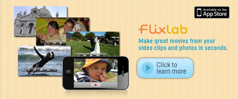 Flixlab - Make great movies. Together. | ICT Resources for Teachers | Scoop.it