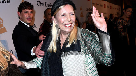 Musician Joni Mitchell Is 'Awake And In Good Spirits' In Intensive Care | fitness, health,news&music | Scoop.it