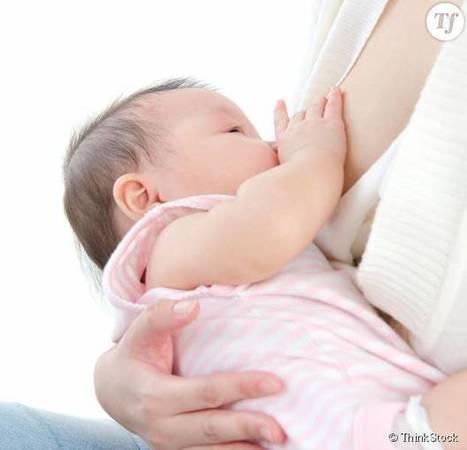 Le lait maternel serait-il toxique pour les bébés ? | Toxique, soyons vigilant ! | Scoop.it