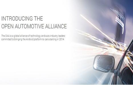 Influencia - Innovations - La voiture connectée : la nouvelle conquête de la data | Des Idées pour demain !  Osons les New Business Models sur tous les écrans by JODEE | Scoop.it