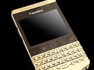 BlackBerry de Oro: un exclusivo teléfono 24 quilates - El Diario 24 | Celulares de alta gama | Scoop.it