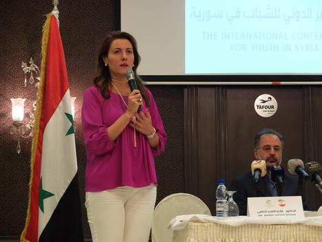 #Syrie Une semaine à  #Damas. Rencontre avec la députée #MariaSaadeh | Infos en français | Scoop.it