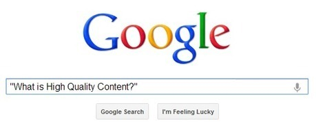 What is quality content? | Digital trends 2014 | Scoop.it