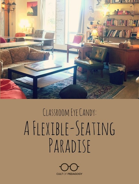 Classroom Eye Candy: A Flexible-Seating Paradise | Into the Driver's Seat | Scoop.it
