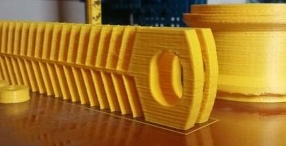 Impression 3D : Un matériau bio à base de pomme de terre - MonUnivers3D | FabLab - DIY - 3D printing- Maker | Scoop.it