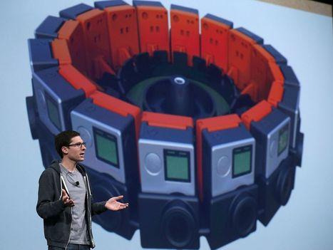 Google Now Has an Official Virtual Reality Boss to Take On Facebook's Oculus | Virtual Reality VR | Scoop.it