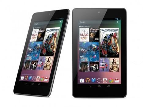 Nexus 7 : la seconde génération de tablette de Google en approche | Geeks | Scoop.it