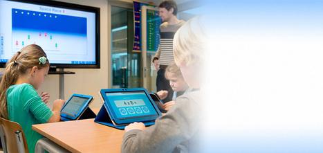 Prowise - Multitouchscreen en digibordsoftware | Merlijn eigentijds en toekomst gericht onderwijs | Scoop.it