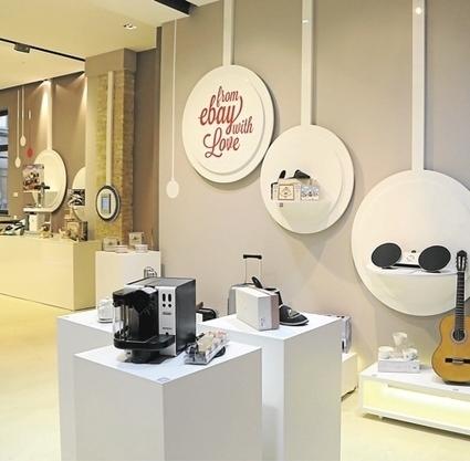eBay ouvre une boutique à Berlin | E-commerce, M-commerce : digital revolution | Scoop.it