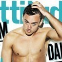 Attitude HOT 100: Tom Daley voted world's sexiest man 2014 | news | Scoop.it