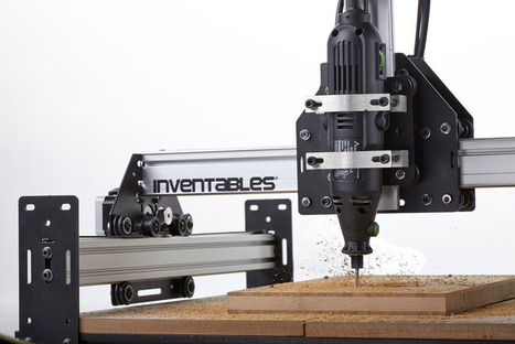 Chatting with Inventables' Zach Kaplan About Shapeoko | MAKE | dream. design. make. | Scoop.it