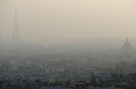 La pollution de l'air responsable de 48.000 morts par an en France | décroissance | Scoop.it