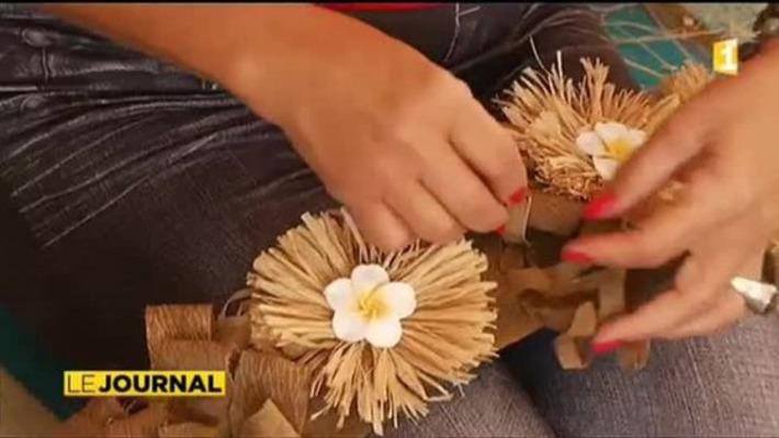 Le ori Tahiti s'exporte à La Réunion | Polynésie 1ère | Kiosque du monde : Océanie | Scoop.it