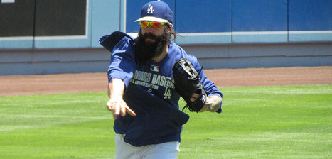 Brian Wilson Is Pitching Better Than You Think He Is | Dodger Social News Roundup | Scoop.it