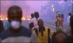 BBC News | AFRICA | Congo volcano 'kills dozens' | KS4 & KS5 - Plate Tectonics | Scoop.it