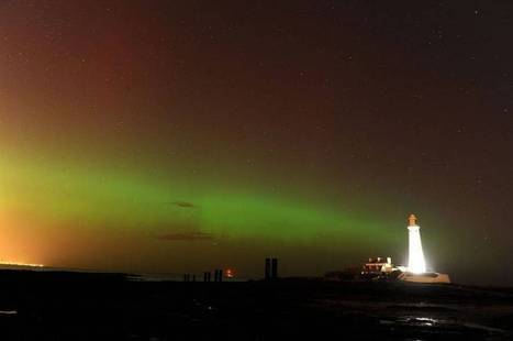 The Independent ; Northern Lights from the UK: Norfolk, Essex and Scotland skies glow with Aurora Borealis | Aurora | Scoop.it